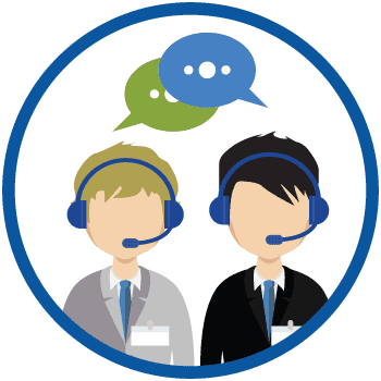 Did you receive a call from us?